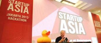 startup asia jakarta 2013 hackathon