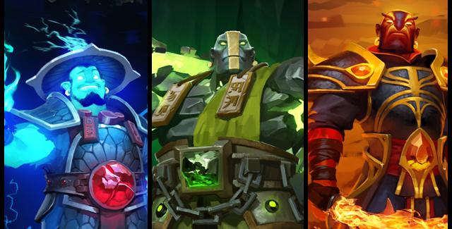 dota 2 the three spirits update diretide two new heroes major