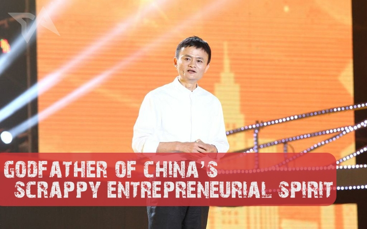Alibaba founder Jack Ma is FT's person of the year