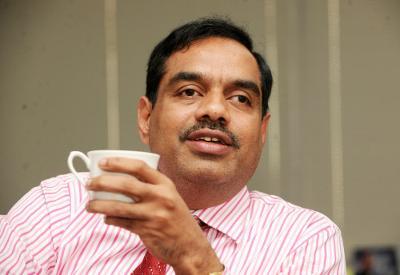 Exfinity fund's V Balakrishnan