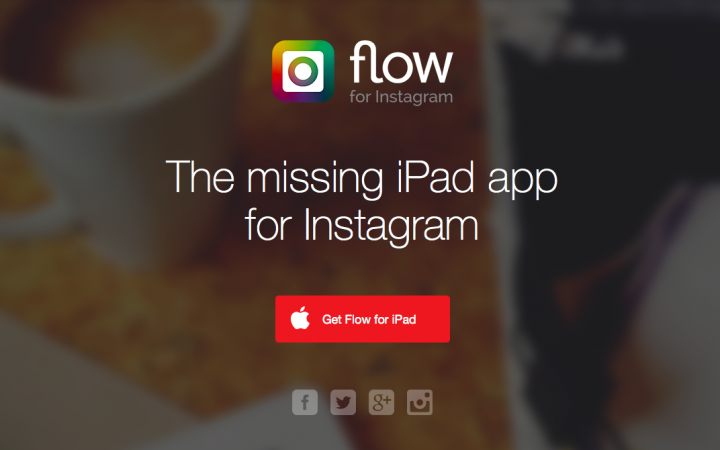 New app delivers the big picture, brings Instagram to iPad
