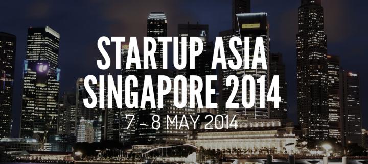 Startup Asia Singapore 2014