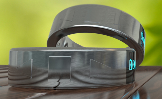 Smarty Ring brings wearable tech to your fingers