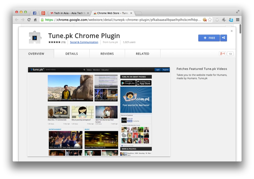 Tune.pk comes up with a way to bypass Pakistan's YouTube block