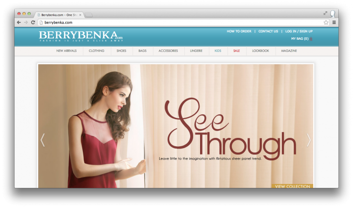 berrybenka site 720x424 quench your thirst for fashion with these indonesian e shops,E Commerce Womens Clothing
