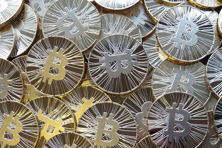 Bitcon - Magazine cover