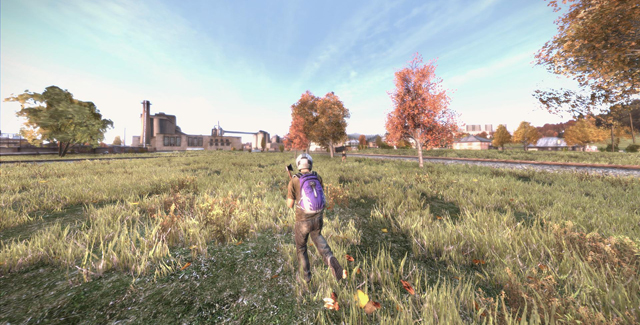 The 6 kinds of people you meet in DayZ Dayz Heat Map on