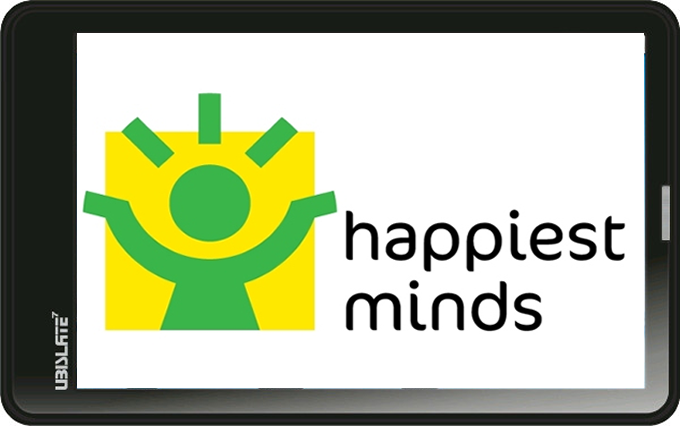 happiest minds ubislate