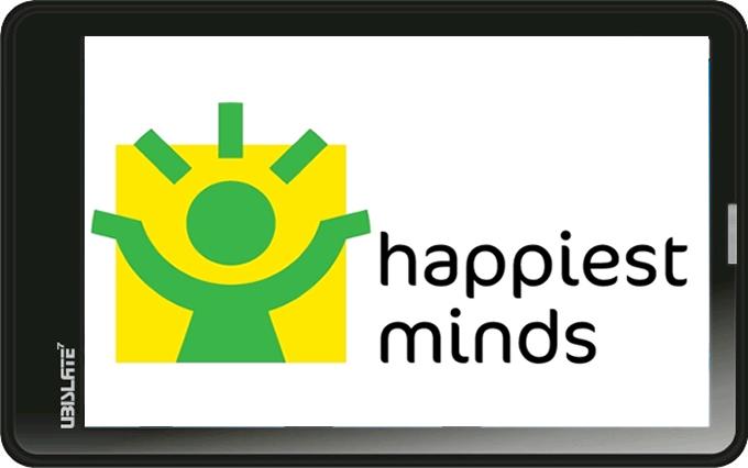 happiest minds ubislate