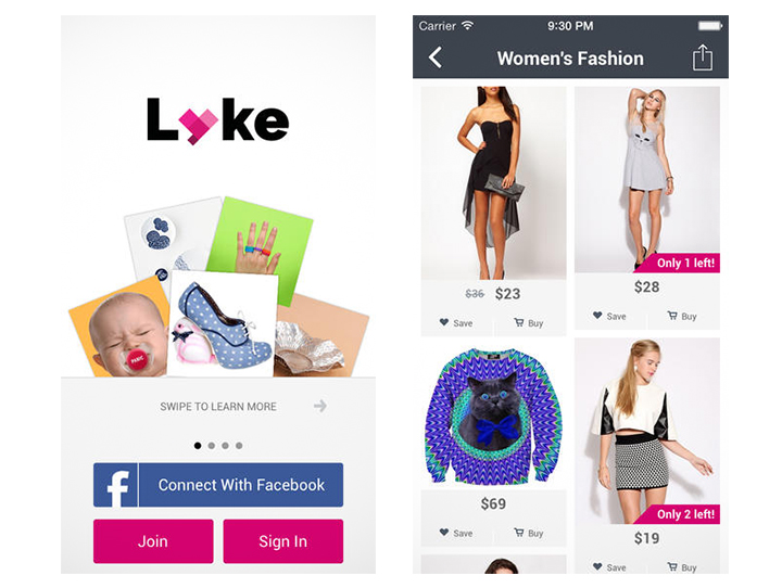 SingTel jumps into mobile commerce with Lyke, its secretive new app