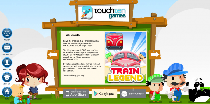 touchten site