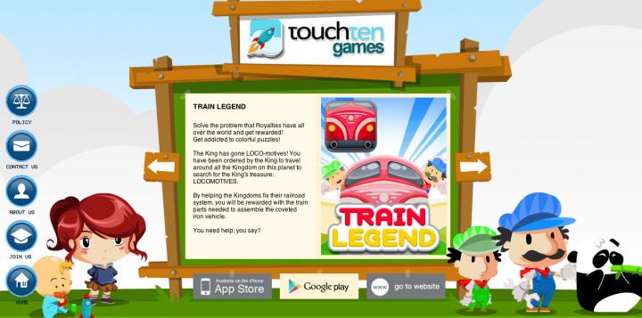 touchten site