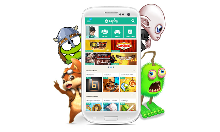 SingTel launches Android gaming app store WePlay
