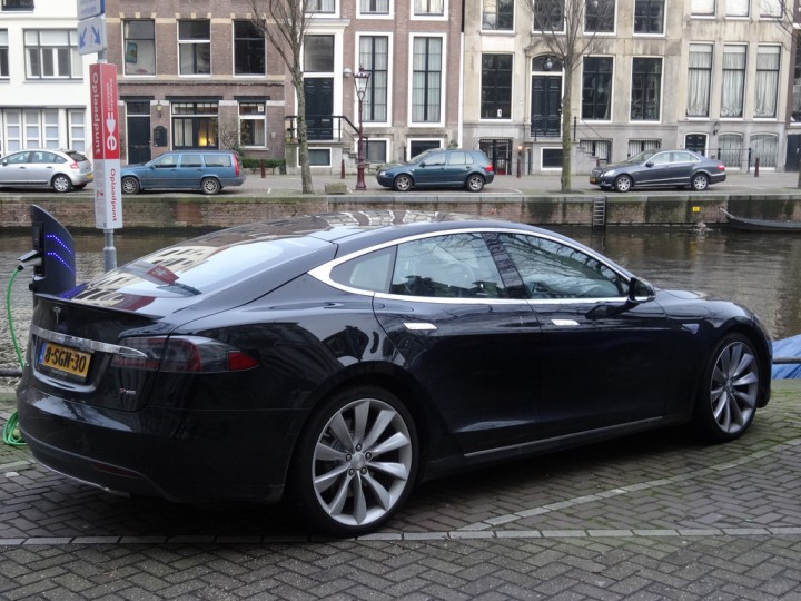Tesla Has Announced The Price Of Its First Vehicle In China