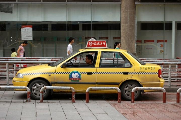 Hasil gambar untuk chinese taxi