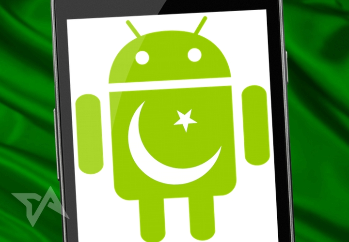Android in Pakistan