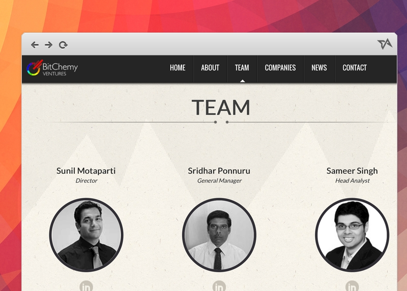 Bitchemy Ventures seeks out a new wave of Indian startups that think different