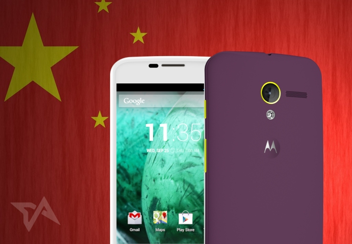 China's Lenovo to buy Motorola phone business from Google