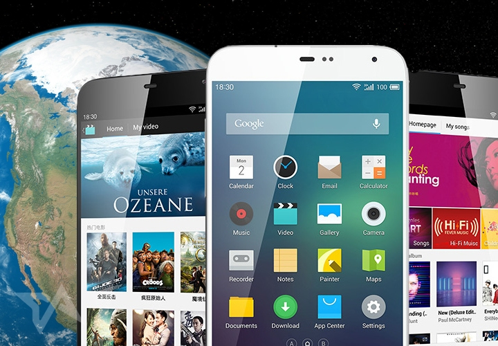 Chinese phone-maker Meizu has a plan to win over Android fans in Europe and the US