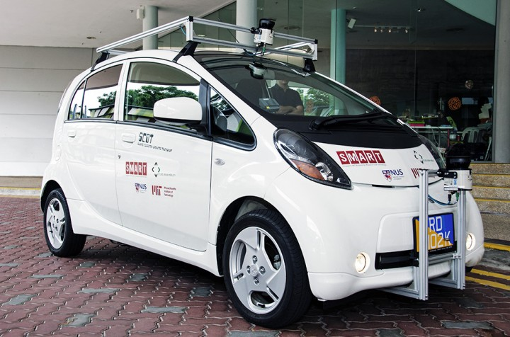 Singapore S Self Driving Car Makes Google S Version An Unnecessary