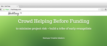 Hashtaag - now you can get crowdsourced help in evaluating your startup idea