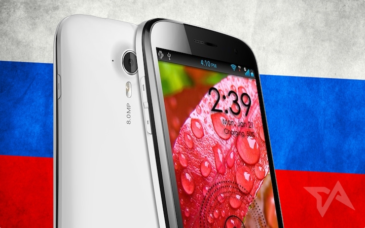 India's Micromax enter Russia, aims to be a top 4 phone brand this year