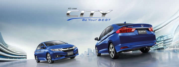New Honda City 2014 Apple Siri