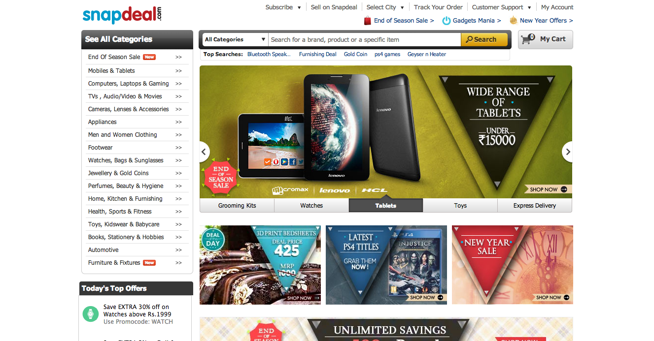quality products buy good detailed images Snapdeal offers same-day delivery at no extra charge