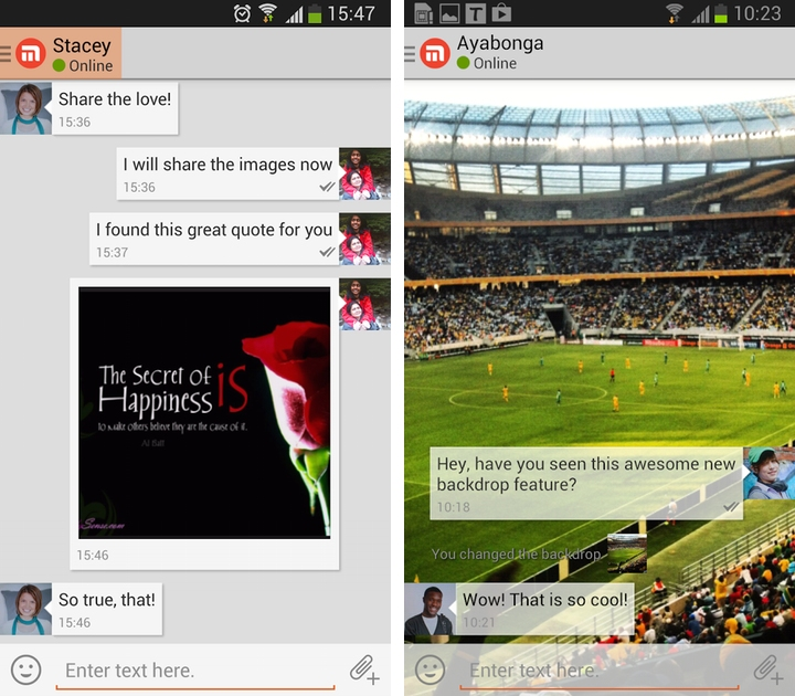 Popular South African messaging app Mxit to take on WhatsApp and WeChat in India