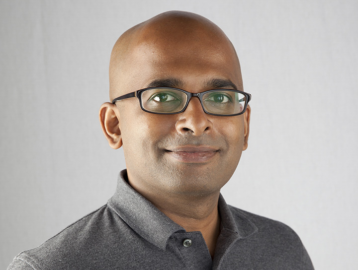 Vinny Vijeyakumaar, Co-Founder and Partner, Sparkline