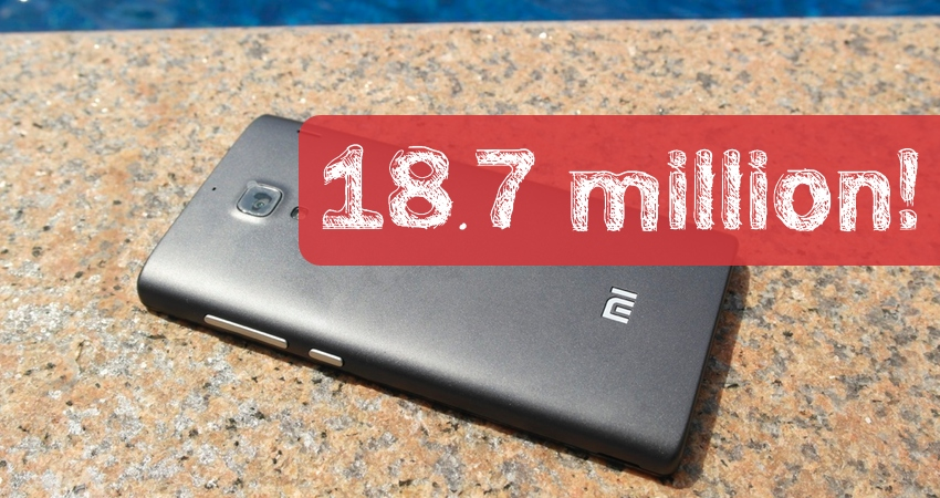 Xiaomi sold 18.7 million phones in 2013, more than double its previous year's tally
