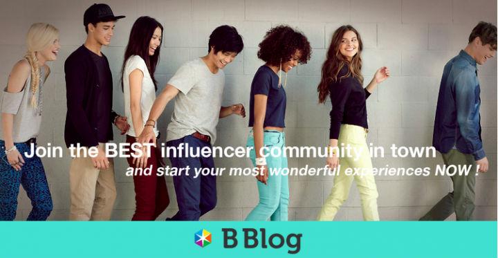 b blog cyberbuzz