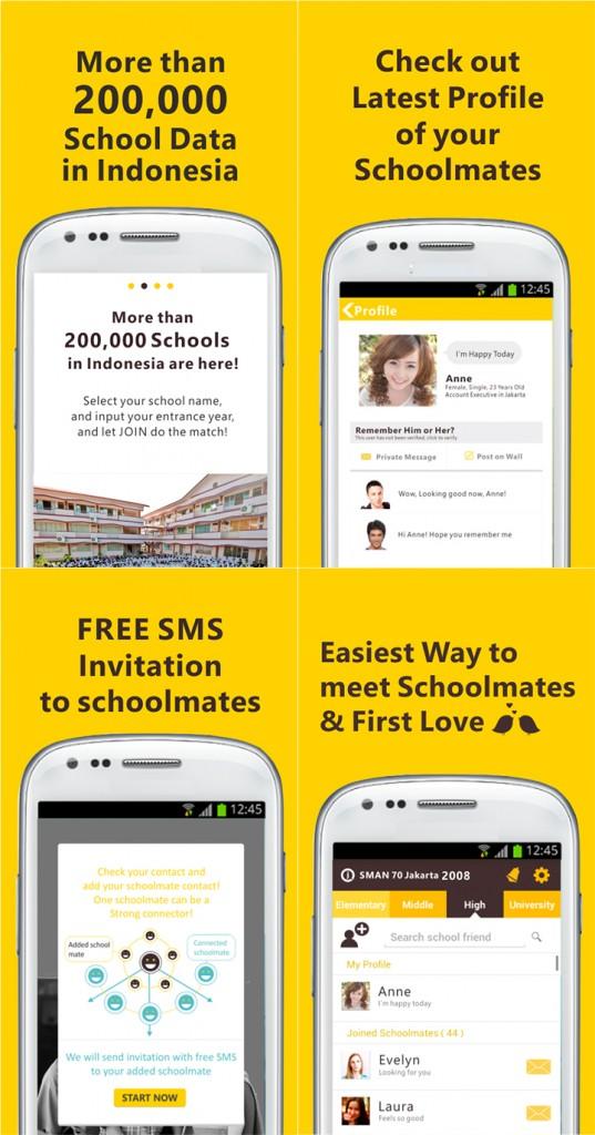 join app screenshots