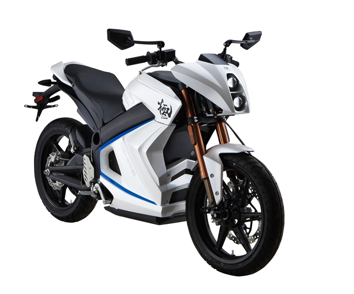 Japan S Terra Motors Brings A 29 000 E Scooter To India