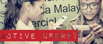 messaging app users