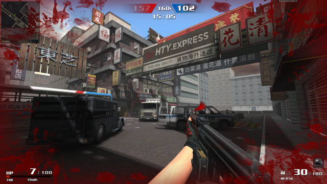 Point Blank: yet another freemium FPS