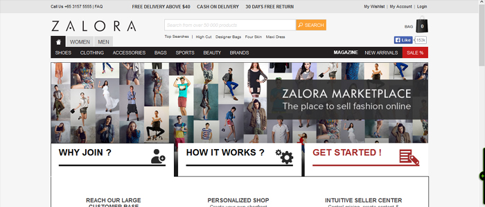 zalora marketplace