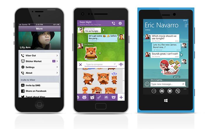 After Rakuten acquisition, Viber reveals it has 100 million active users