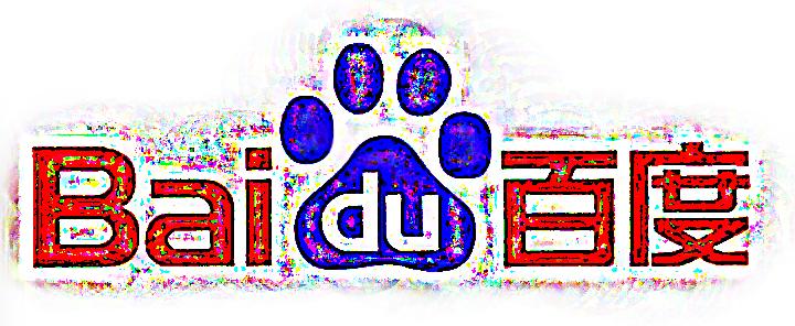 Baidu Logo rough