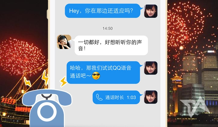 Chinese New Year welcomed in with 13.6 billion messages in 1 day on China's top social network