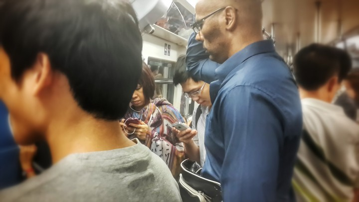 Facebook Behavior Thailand