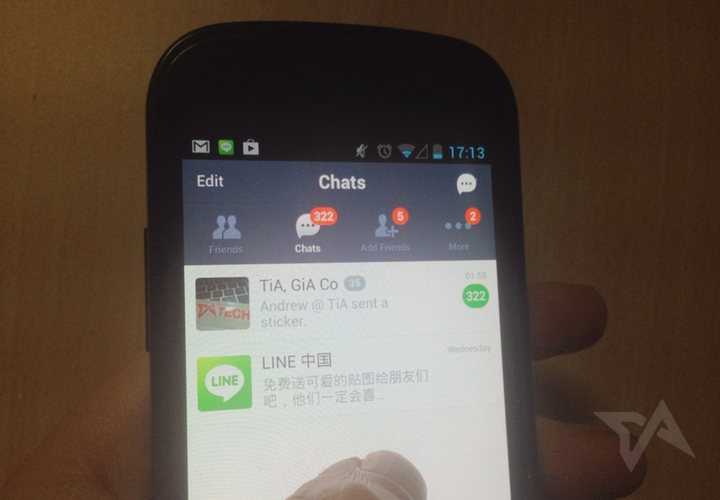 Softbank rumored to be chatting up Line, seeking stake in popular messaging app