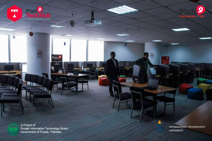 Plan9 TechHub Facility