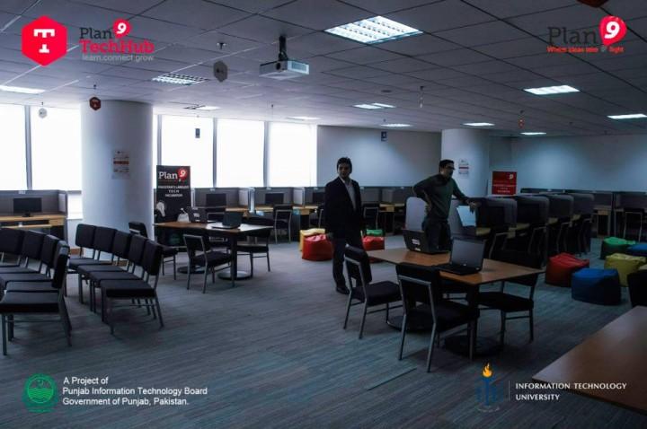 Plan9 TechHub Facility