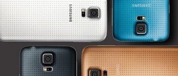 Samsung Galaxy S5 launch