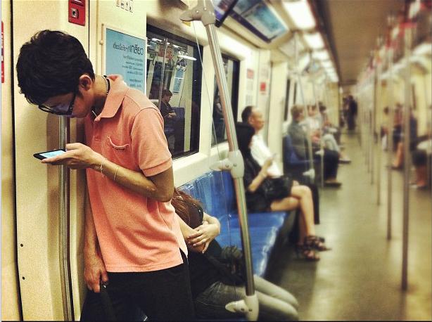 Thai mobile app usage