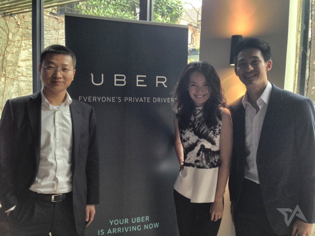 Uber picks a Chinese name as it officially launches in China