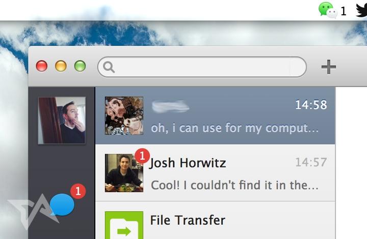 WeChat ventures onto your desktop with new Mac app