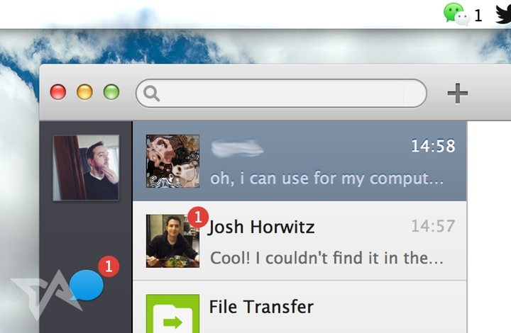 WeChat ventures onto your desktop with new Mac app