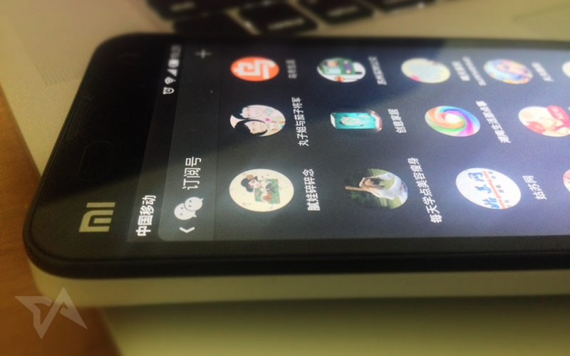 WeChat has over 2 million 'official' accounts for brands, celebrities, and media